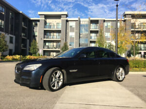 2011 BMW 750i XDrive M-Package CLEAN CAR, BULLET-PROOFED ENGINE