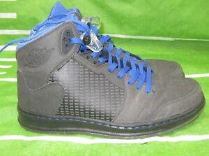 69a40bf2ab47 Nike Air Jordan Prime 5 Black varsity Royal High Top 429489-017 Size ...