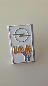 Pin Anstecknadel Opel IAA 97 ( P1030) - Wutöschingen, Deutschland - Pin Anstecknadel Opel IAA 97 ( P1030) - Wutöschingen, Deutschland
