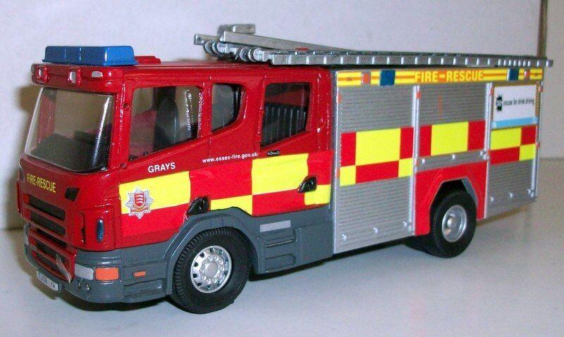 Fire Brigade Models 1 50 Scale - FBM3 Scania Essex Fire & Rescue Service