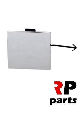 POUR PEUGEOT 107 2009-2012 Pare Choc Avant Calandre Chrome Molding Paire Set