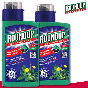 Roundup-Unkrautfrei-2-x-500-ml-Easy-Konzentrat