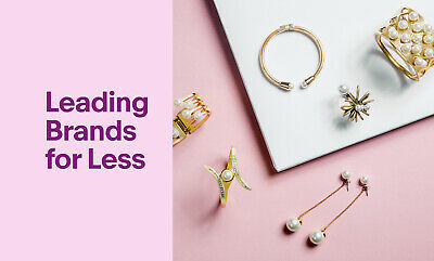 Take up to 50% off Jewellery