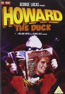 Howard-the-Duck-George-Lucas-DVD-NEW-amp-SEALED
