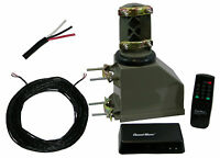 Channel Master 9521a 9521 Remote Control Tv Antenna Rotor Rotator + 150' Wire