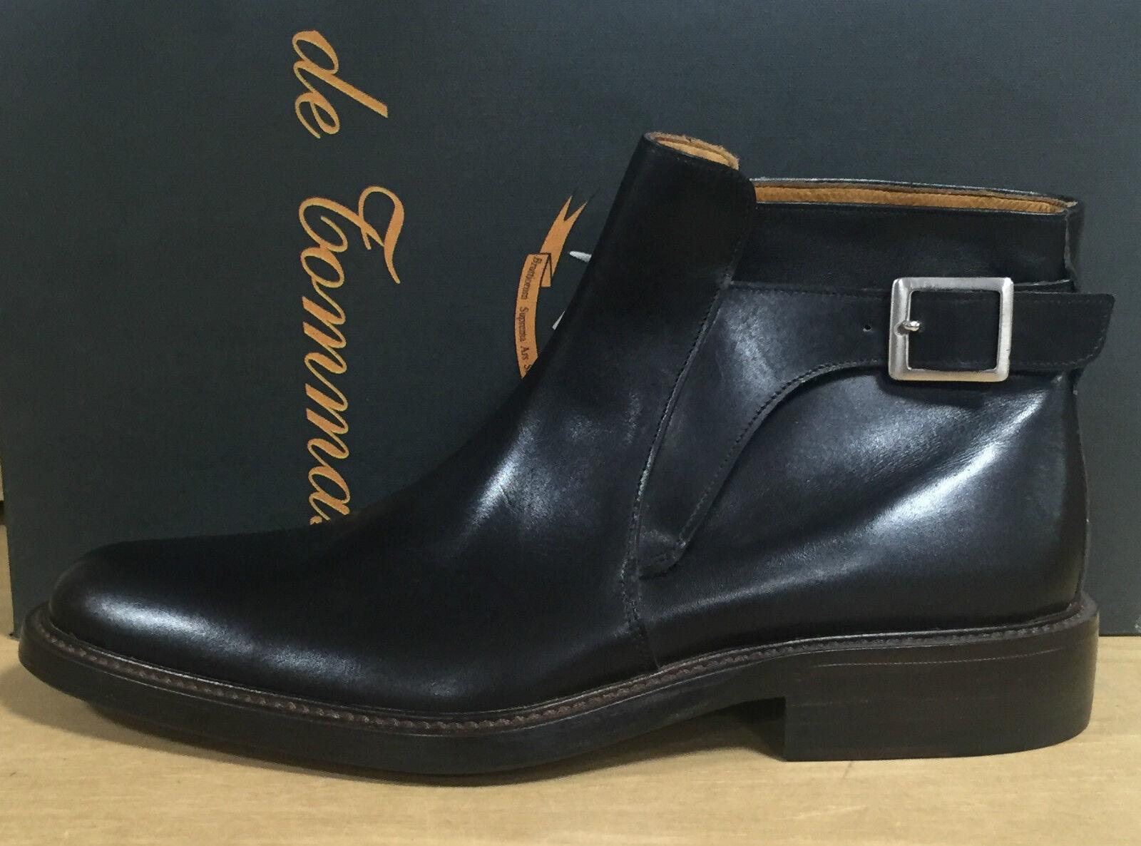 DE TOMMASO scarpe manifattura uomo alte di ottima manifattura scarpe in pelle e cuoio made in Italy 53094b