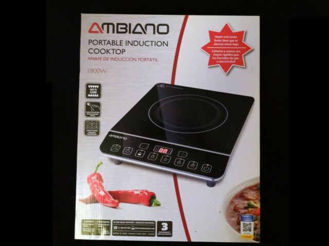 Ambiano Portable Induction Cooktop
