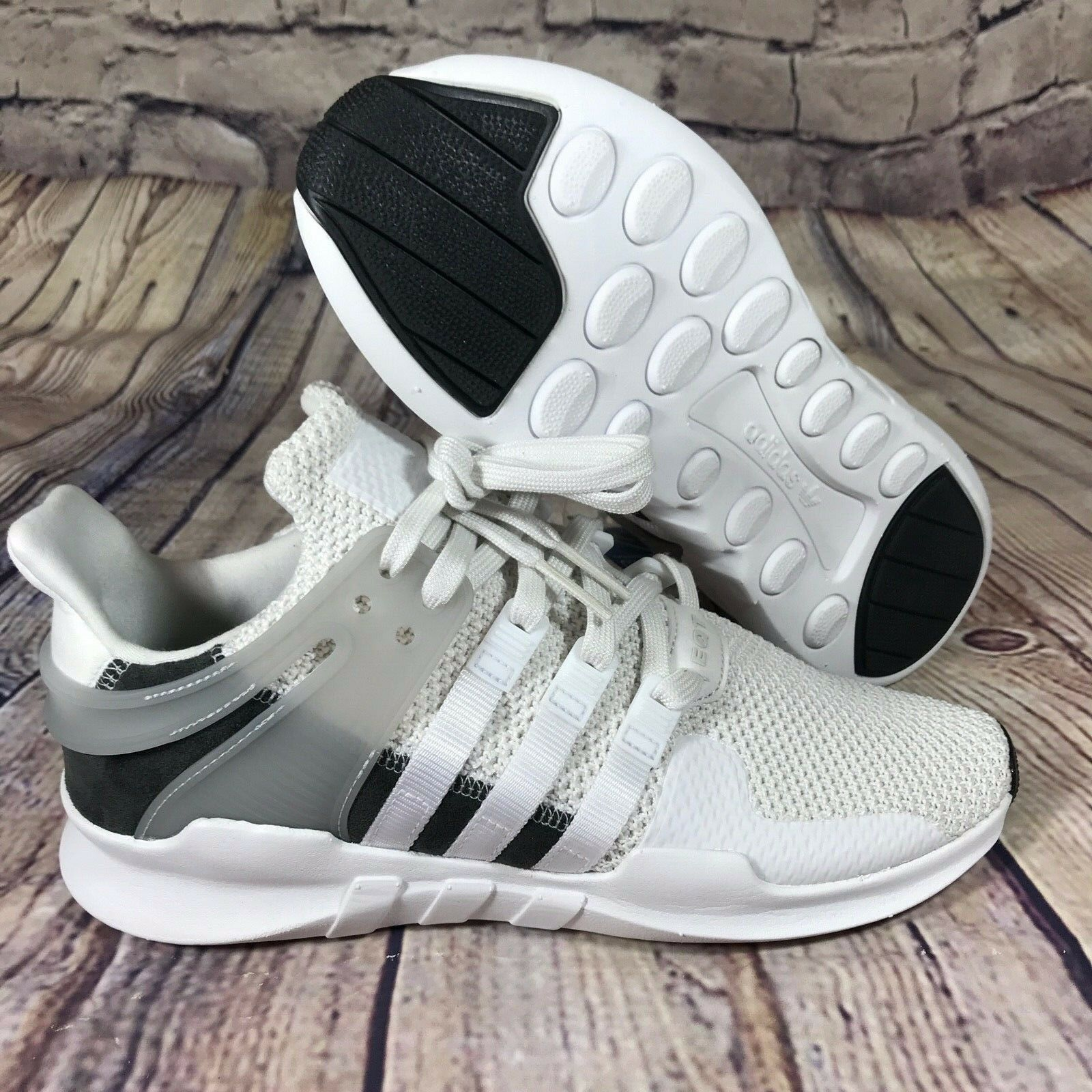 Adidas EQT Support Running shoes Crystal White Grey 91-16 CQ3002 Men's