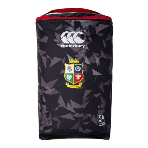 British and Irish Lions Official Mens Vaposhield Bootbag