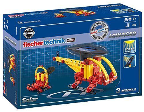 Fischertechnik 520396 Advanced Solar Construction Set