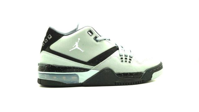 2bde0ffc268b12 Nike Jordan Flight 23 GS Big Kids 317821-012 Grey Basketball Shoes ...