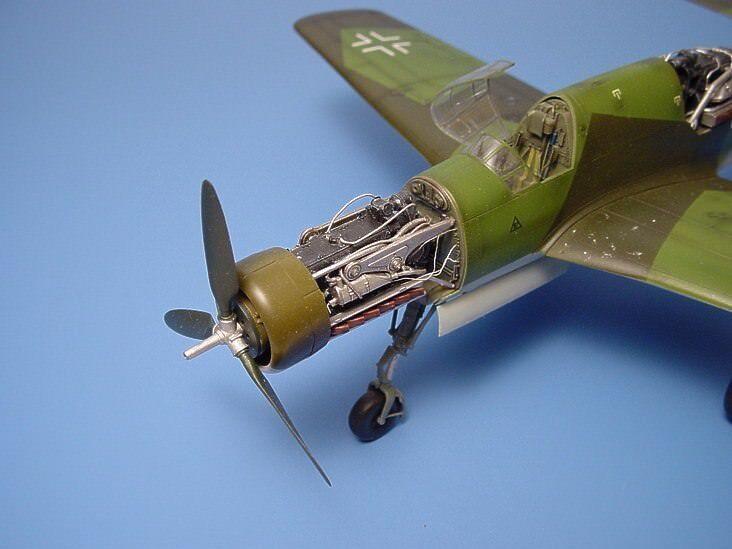 Aires 1 48  Dornier Do335A Pfeil Detail Set for Tamiya kit