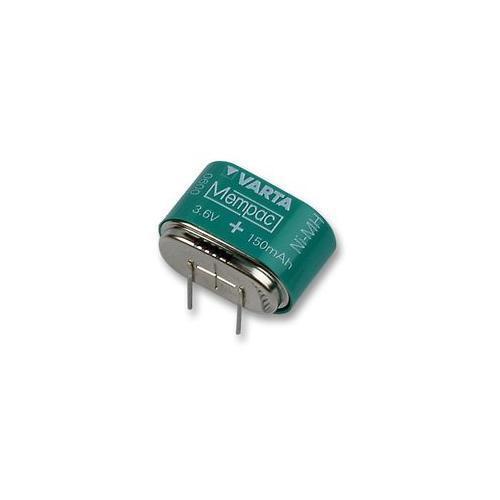 BATTERY NI-MH MEMPAC PCB 3.6V Batteries Rechargeable