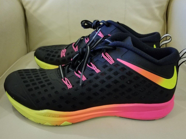 Gli uomini sono sono sono nike treno veloce croce formazione scarpe nuovi piani di colore, msrp numero 11 fa2bae