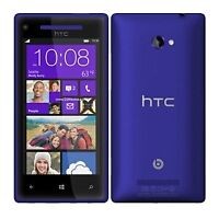 HTC Windows Phone 8X Cell Phone