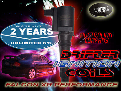 Ignition Coils Ford Falcon Performance Ba Bf Xr6 T All E Gas Fg