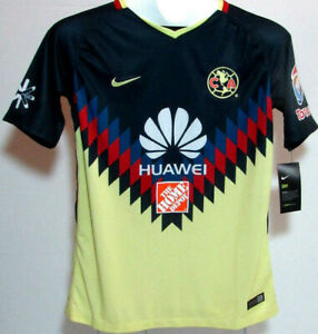 new product 153e8 4962a Details about Youth Nike Club America 2017-2018 Home Jersey. Size Youth XL.  MSRP $75