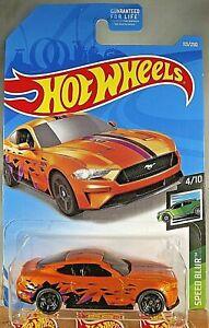 neu in OVP 113 Speed Blur HOT WHEELS 2019-2018 Ford Mustang GT