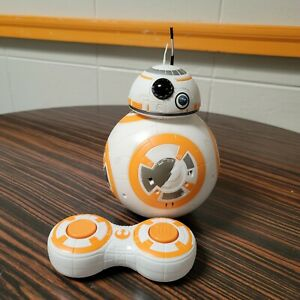 Star Wars The Force Awakens Remote Control BB-8 Disney TESTED Working