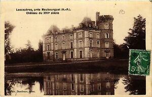 CPA LASCAZERES Chateau du XVIIe siecle (414961)