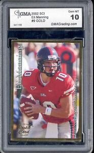 2002-Eli-Manning-SCI-Gold-Rookie-Gem-Mint-10-9