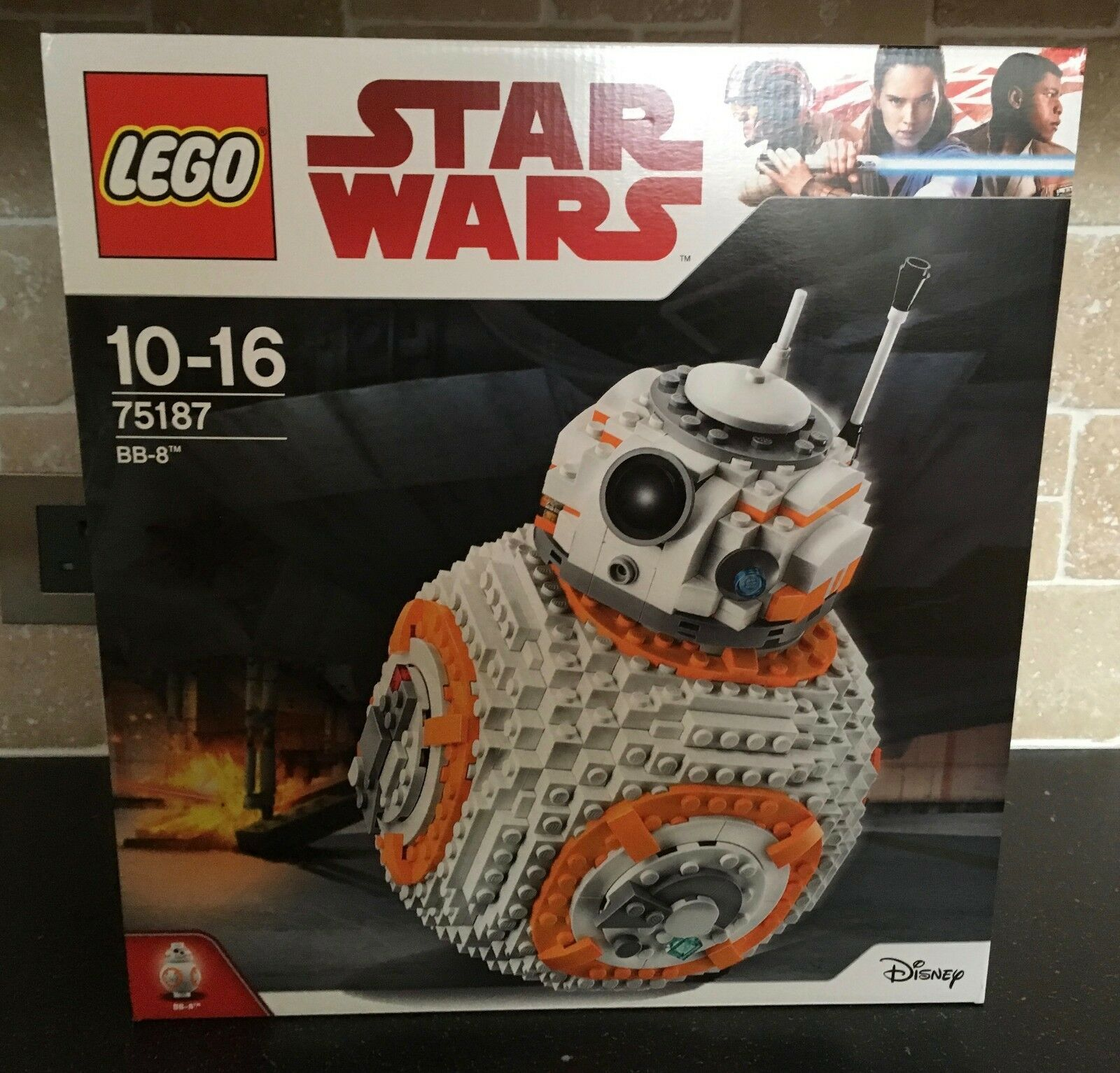 LEGO STAR WARS - 75187 BB-8 Brand New In Sealed Box
