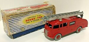 DINKY-SUPERTOYS-555-COMMER-FIRE-ENGINE-IN-ORIGINAL-BOX