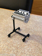 1/18 SCALE GMP TOOLKIT ENGINE STAND & BLOCK MODIFIED GARAGE WORKSHOP DIORAMA