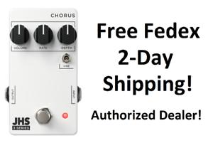 New JHS 3 Series Chorus Modulation Guitar Effects Pedal