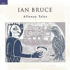 FREE US SHIP. on ANY 2 CDs! USED,MINT CD Ian Bruce: Alloway Tales