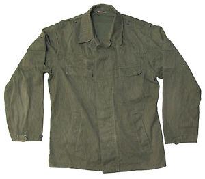 Details about East German Military Jacket - Strichtarn Rain Camo Pattern -  European Surplus