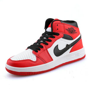 Men-039-s-Classic-Air-1-Boots-Running-Sneakers-Breathable-Shoes-Athletic-High-Top