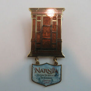 Disney-WDW-Narnia-The-Lion-The-Witch-and-The-Wardrobe-Wardrobe-Pin
