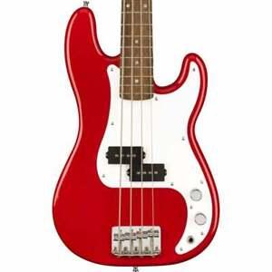 Fender Squier Mini P Bass (Dakota Red)