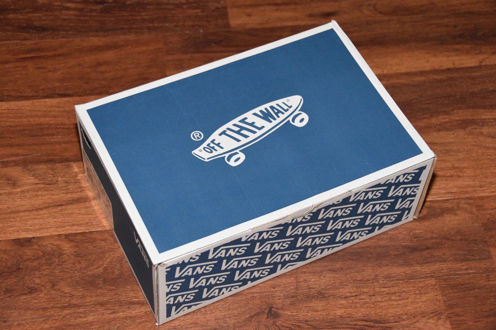 Vans Size OG SK8-HI LX 50th Anniversary Uomo Size Vans 8 Pelle Woven Checkerboard Check 49e966