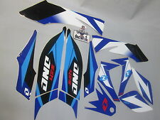 YAMAHA YFZ450 2004-2009 Quad One Industries Delta graphics decal kit 1G23