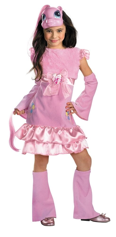 My Little Pony - Pinkie Pie Deluxe Girls Costume