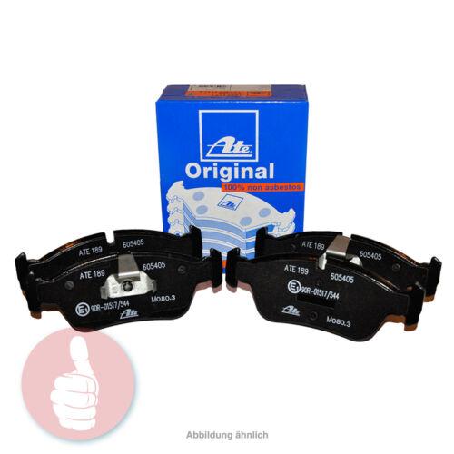 Original ATE Bremsbelagsatz Bremsbeläge 607078 Vorderachse für BMW