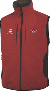 Drake Waterfowl University Of Alabama Windproof  Tech Vest SD-ALA-1602-CRM DW1602  more discount