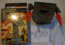 Action Force/GI Joe Air Defence Battle Station Boxed & Instructions 1985 FREEP&P