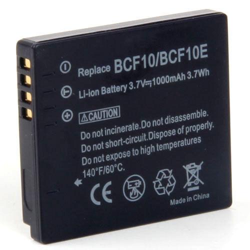 KodifotoBatería 1000mAh DMW-BCF10 BCF10E Panasonic Lumix DMC-FS12 DMC-FS15