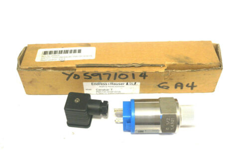 NEW ENDRESS+HAUSER MODEL PMC131A15F1A1W 9430009000 PMC131A15F1A1W 9430009000