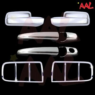 AAL FORD 05 06 07 08 09  MUSTANG CHROME Tailight Lamp Door Handle COVER