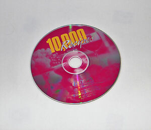 10-000-Recipes-Appetizers-Soups-Salads-Main-Courses-Desserts-CD-ROM-ONLY