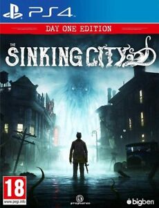 JEU PS4 THE SINKING CITY - ÉDITION DAY ONE Neuf Sous Blister