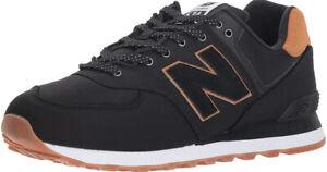 new balance zapatillas hombres negras