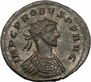 PROBUS-276AD-Authentic-Ancient-Roman-Coin-PAX-Peace-Cult-i52086
