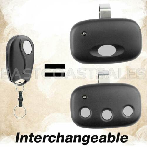 MCT-11 Linear MegaCode MCT-3 Garage Door Remote Mini Key Chain for ACT-31B