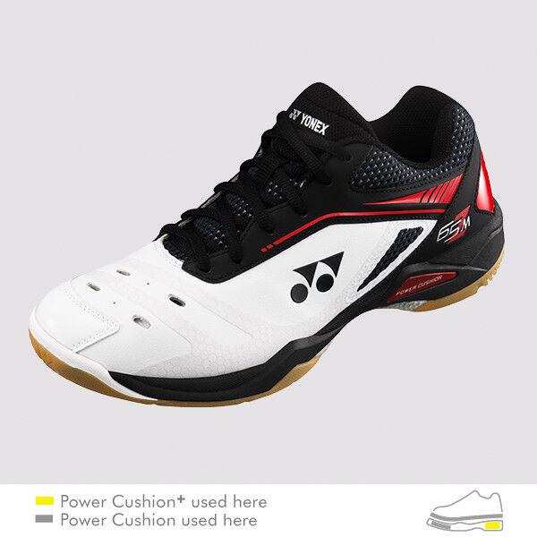3d0529bda1aef Yonex Power Cushion 65 Z (SHB-65Z) Badminton/Squash Indoor Court Shoes