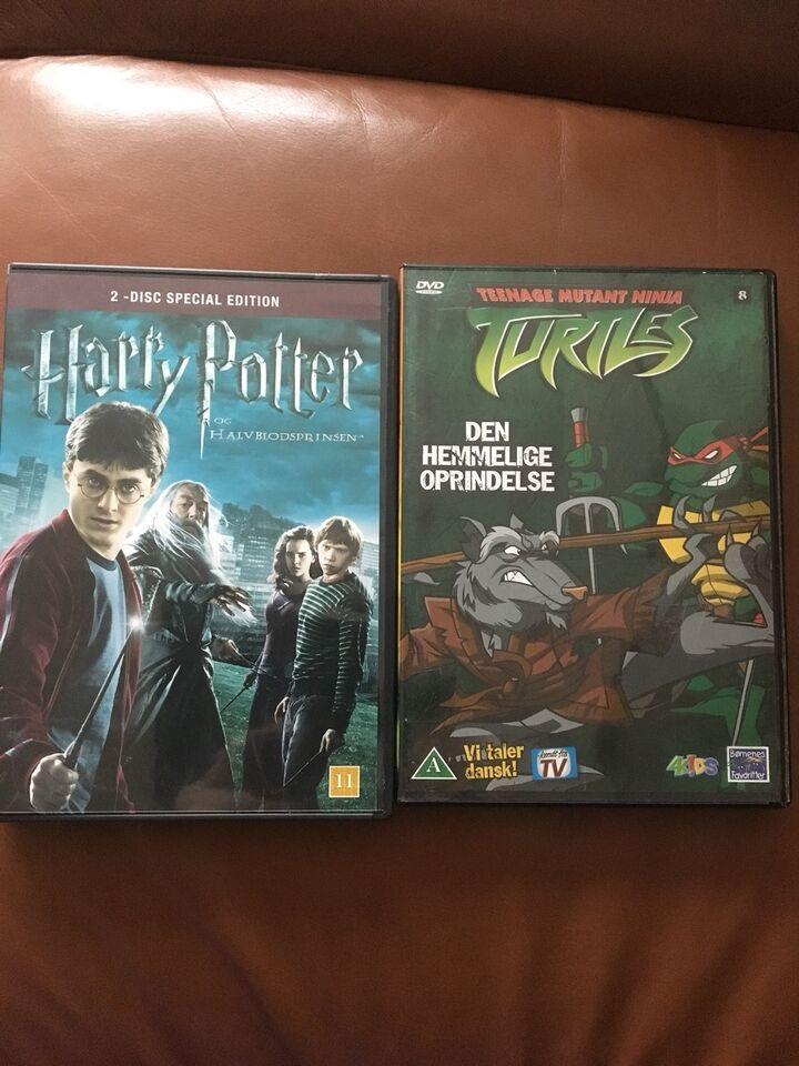 DVD, familiefilm